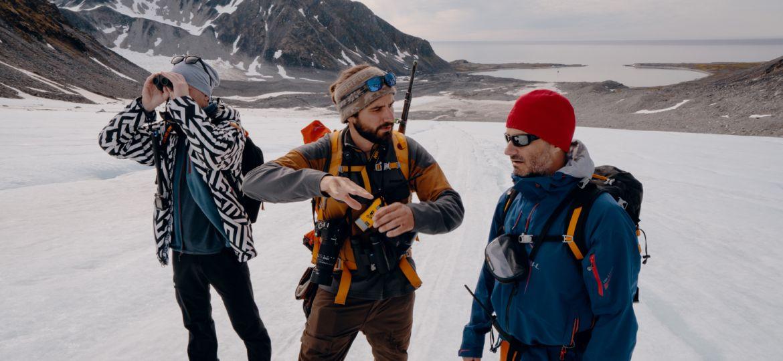 cruise Svalbard